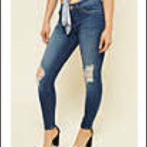 Fashion nova & rue21 brand new jeans